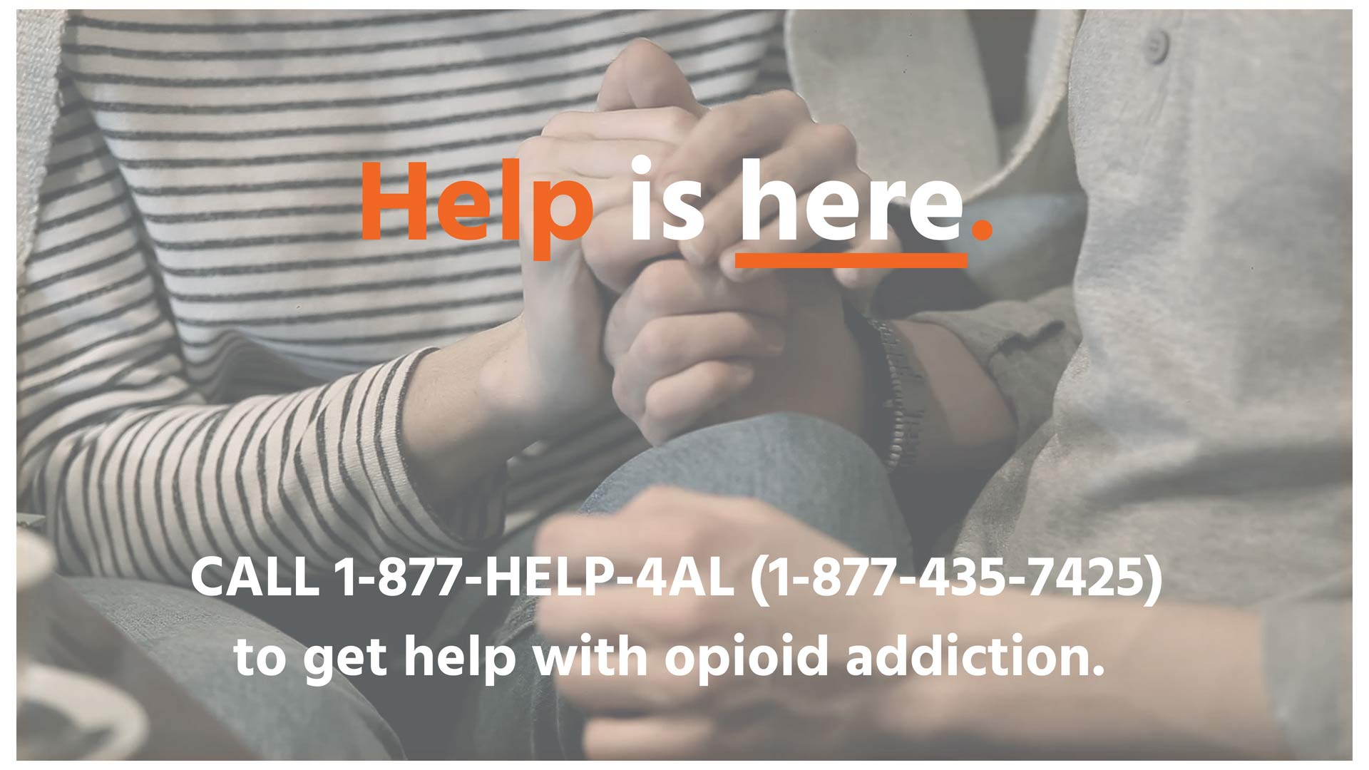 Help is here. CALL